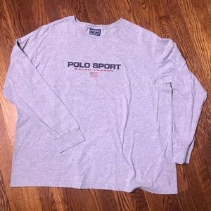 Vtg Polo Sport Ralph Lauren long sleeve tee